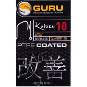 GURU KAIZEN EYED HOOKS (GKE10-20)