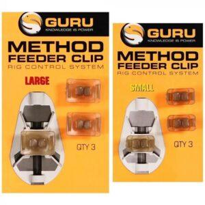 GURU METHOD FEEDER CLIP (GMC)