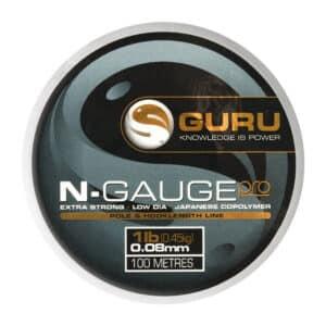 GURU N-GAUGE PRO LINE (GNG08-10)