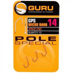 GURU POLE SPECIAL HOOKS (GPH14-22)