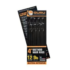 GURU SPEED STOP READY RIGS 10CM (GRR001-004)