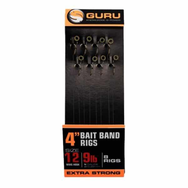 GURU BAIT BAND READY RIGS 10CM (GRR009-012)