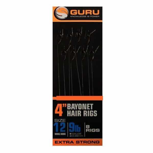 GURU BAYONET READY RIGS 10CM (GRR017-020)