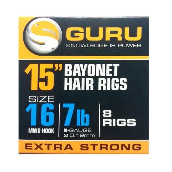 GURU BAYONET READY RIGS 38CM (GRR021-024)