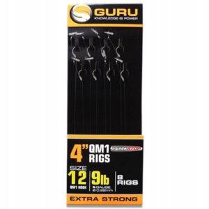GURU QM1 SPEED STOP READY RIGS 10CM (GRR025-028)