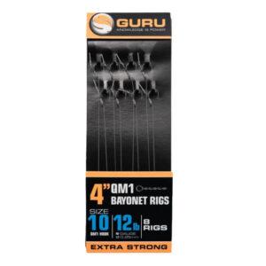 GURU QM1 BAYONET READY RIGS 10CM (GRR041-044)