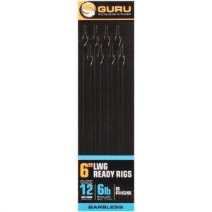 GURU LWGS POLE RIGS 15CM (GRR060-064)