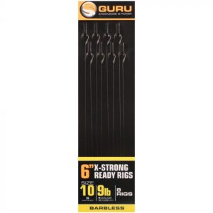 GURU X-STRONG CARP POLE RIGS 15CM (GRR065-069)