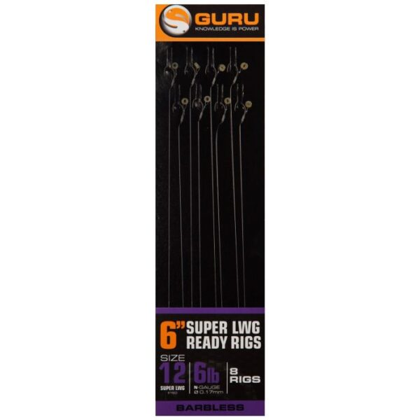 GURU SUPER LWG READY RIGS 15CM (GRR070-074)