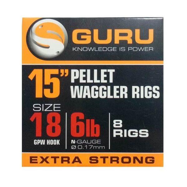 GURU BAIT BAND READY RIGS 38CM (GRR013-016)