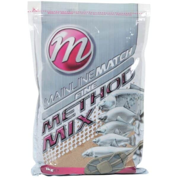 MAINLINE MATCH FINE METHOD MIX 1KG (MM2901)