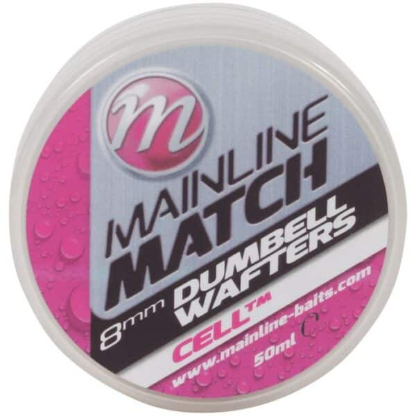 MAINLINE MATCH DUMBELL WAFTERS 10MM (MM3113-3116)