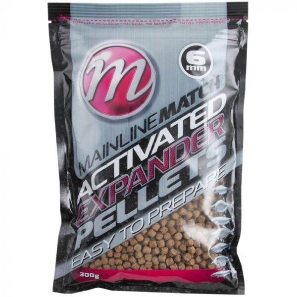 MAINLINE MATCH ACTIVATED EXPANDER PELLETS (MM3903-3904)