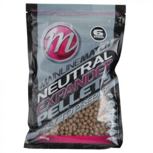 MAINLINE MATCH NEUTRAL EXPANDER PELLETS (MM3905-3906)