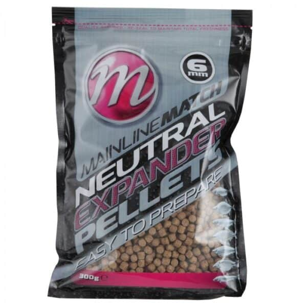 MAINLINE MATCH NEUTRAL EXPANDER PELLETS (MM3905-3906)