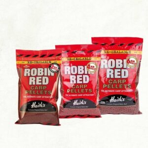 DYNAMITE BAITS ROBIN RED FEED PELLETS (DY080-1030)