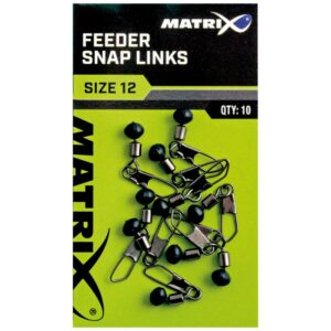 MATRIX FEEDER SNAP LINKS (GAC371-372)
