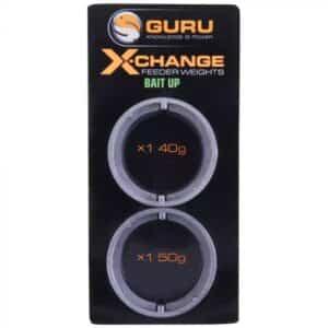 GURU X-CHANGE BAIT UP FEEDER HEAVY SPARE WEIGHT PACK (GAD25)