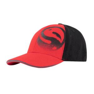 GURU RED 3D CAP (GBC11)