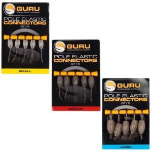 GURU ELASTIC CONNECTORS (GEC)