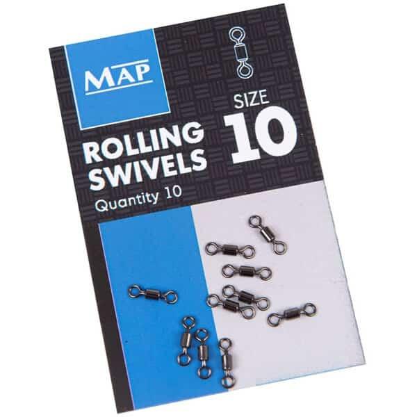 MAP ROLLING SWIVELS (R1033-35)