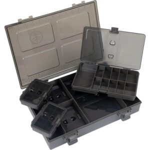 WYCHWOOD TACKLE BOX COMPLETE (X9085-86)