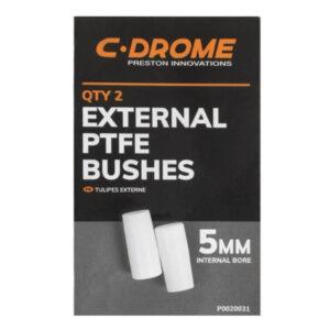 PRESTON C-DROME EXTERNAL PTFE BUSHES (P0020031)