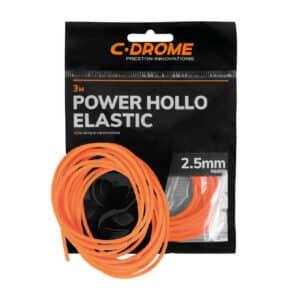 PRESTON C-DROME POWER HOLLO ELASTIC 3M (P0020032-35)